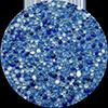 Water Blue Bead Crete